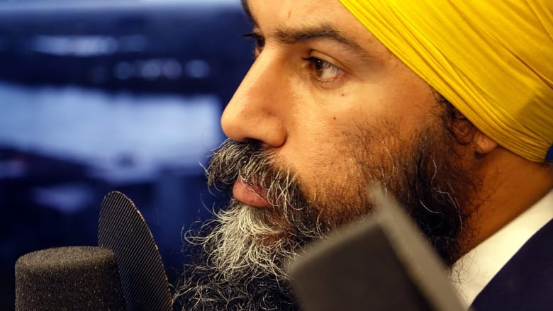 Jagmeet Singh pitches himself as an 'ally' to Quebecers