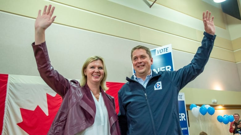 Andrew Scheer pitches sports, arts tax credits for parents with children