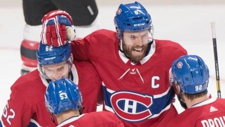 Devils-Canadiens