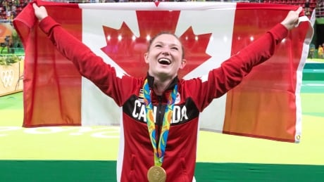 Rosie Maclennan; two golds and counting