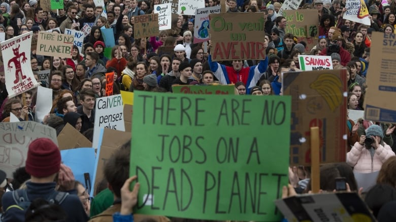 Climate change and the personal sacrifice debate on the campaign trail