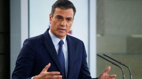 SPAIN-POLITICS/SANCHEZ