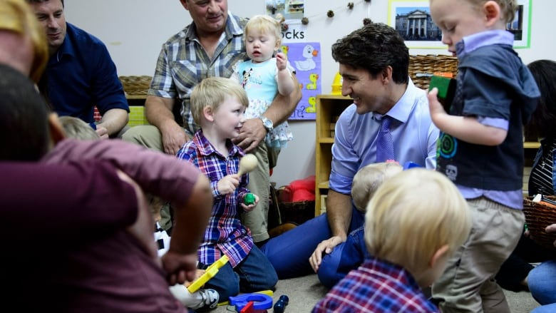 So far, families with children are the real winners in this election campaign