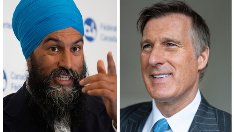 Singh asks commissioner to rethink decision to allow Bernier to join election debates