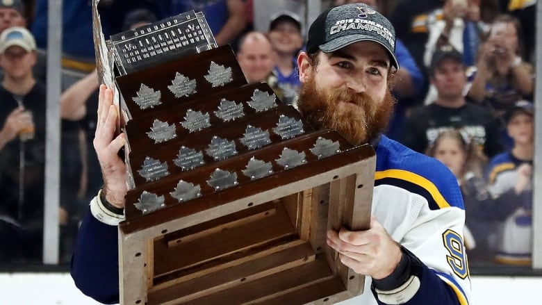 Blues' Ryan O'Reilly, now a Stanley Cup champ, one of key players to watch this NHL season