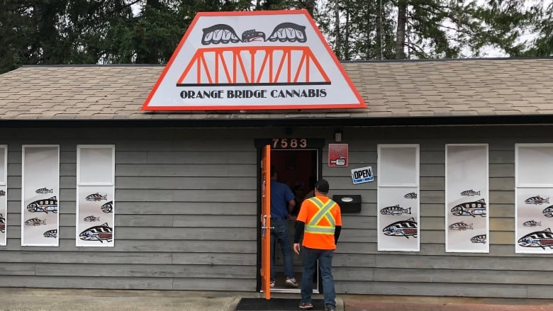 New Indigenous-owned pot shop in Port Alberni first of its kind in B.C.