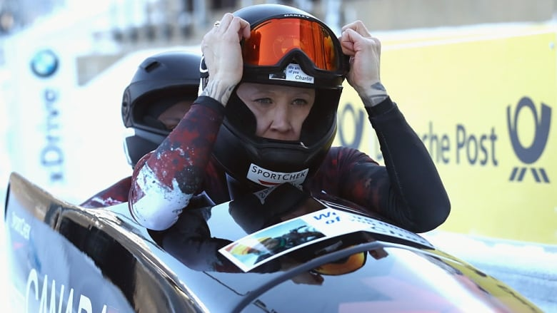 Humphries will not return to Bobsleigh Canada under its current management