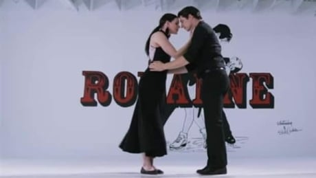 Roxanne: Behind the scenes of Virtue and Moir's Olympic journey