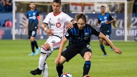 SOC MLS Toronto FC Impact 20190918