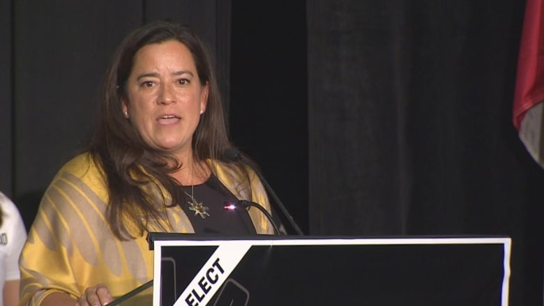 'I was extremely disappointed': Jody Wilson-Raybould campaigns hours after brownface controversy