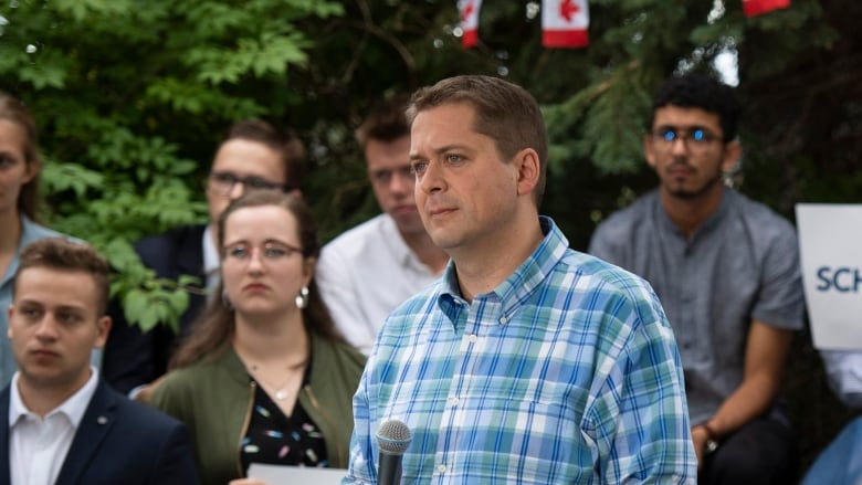 Scheer says he'd fast-track pipeline challenges straight to Supreme Court