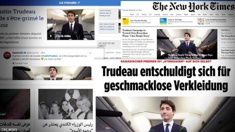 Trudeau headlines