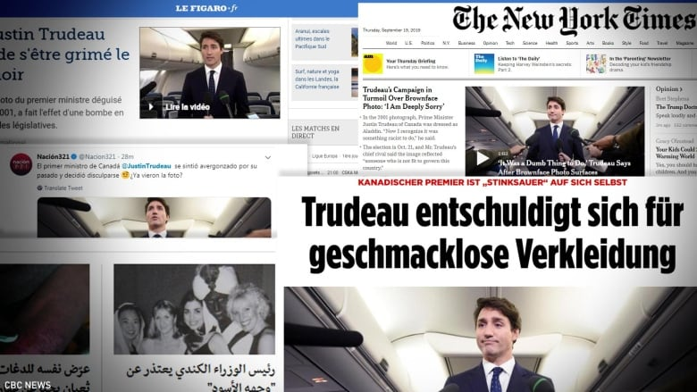 'The progressive reputation of Justin Trudeau is in ruins': A sampling of international reaction
