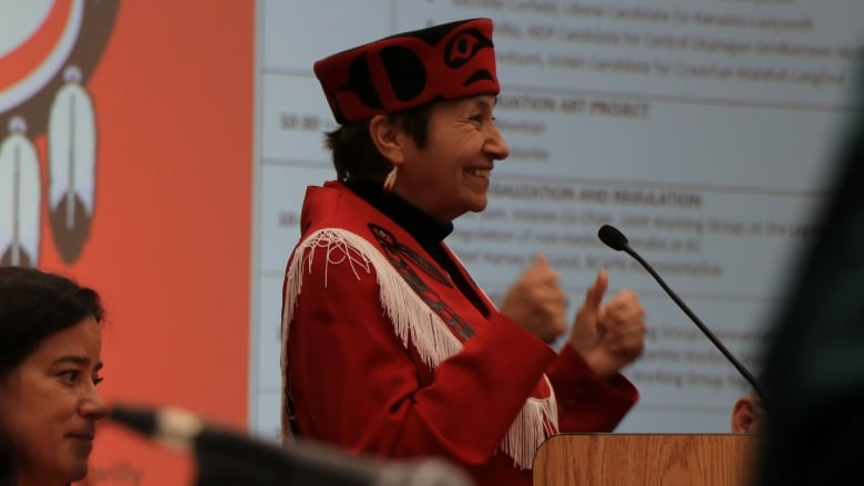 Federal candidates make pitches to B.C. First Nations at AFN meeting