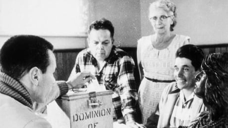 Hiawatha 1960 vote