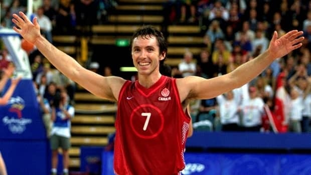 Steve Nash says playing in the Olympics was the best experience of his career