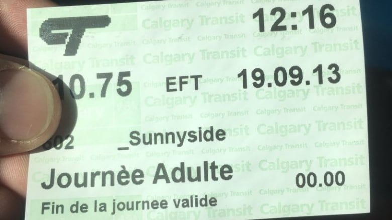 Barrage of hate follows after man points out logical flaw in Calgary Transit system