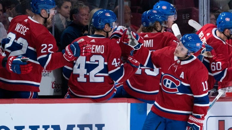 Brendan Gallagher scores twice as Canadiens down Panthers in SO