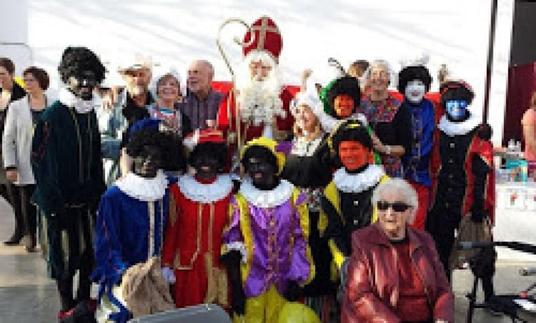 Black Pete Christmas History.Langley Conservative Candidate Mum On Connection To