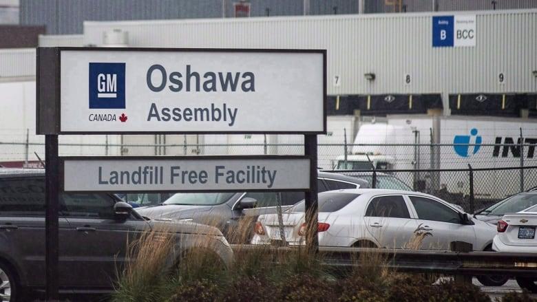 GM retooling Oshawa plant to make medical masks