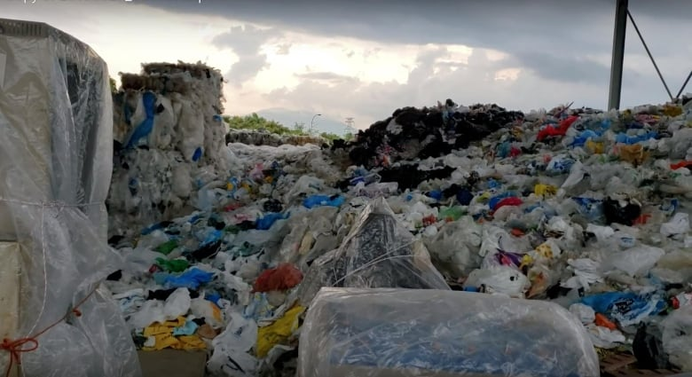 'We don't want to be the next cancer village': Canada's plastic recycling dumped and burned overseas