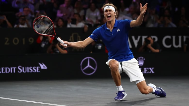 Rafael Nadal out of Laver Cup with hand injury