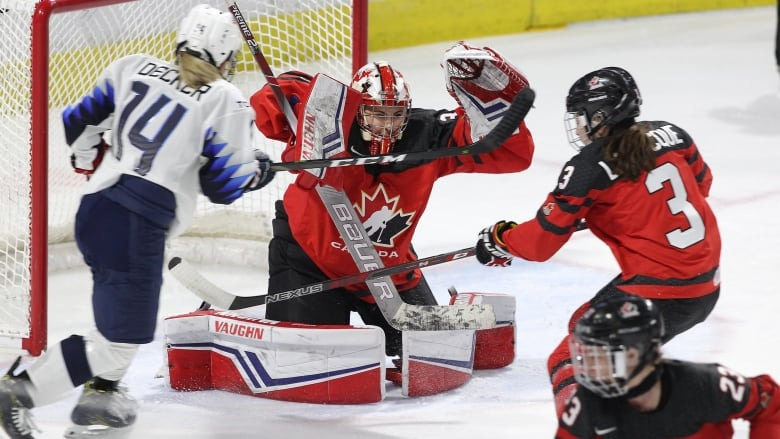 Canada, U.S. to play 5-game Rivalry Series in absence of women's pro hockey leagues