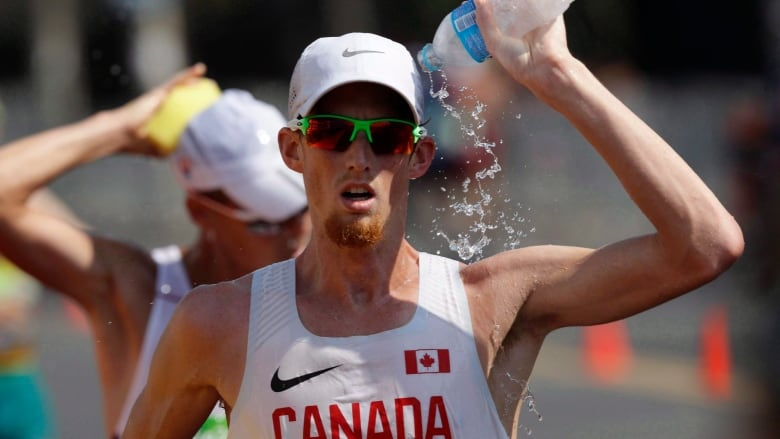 Local Olympian says IOC decision to relocate races may cost him a medal