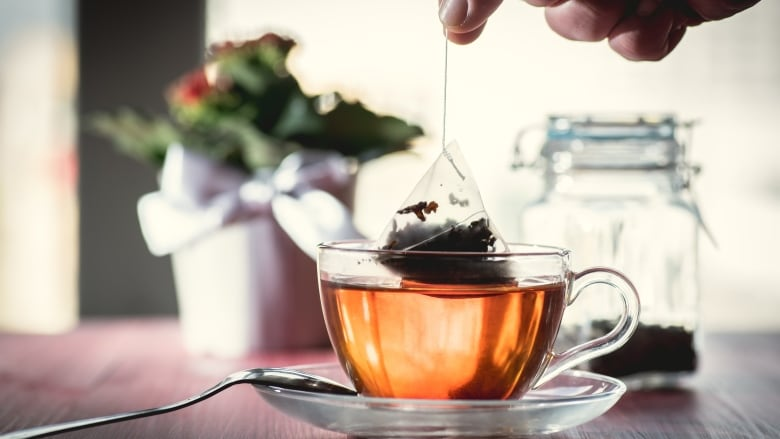 Some tea bags may shed billions of microplastics per cup