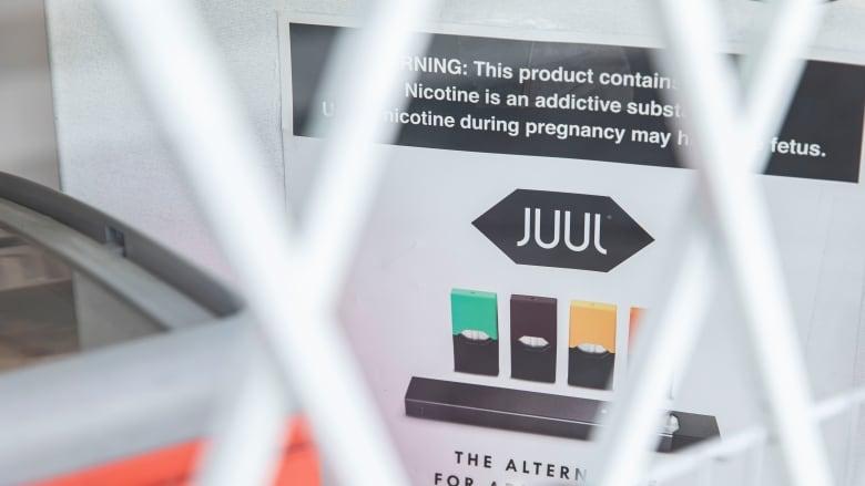 Juul suspends sales of fruit, dessert flavours for e-cigarettes in U.S.