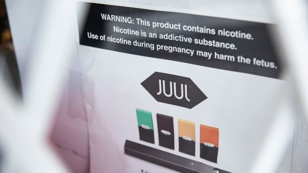 Juul halts sales of mint in U.S., its top-selling e-cigarette flavour