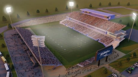 CFL stadium proposed for Halifax