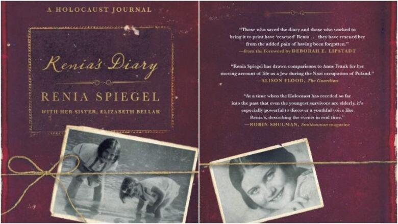 Polish Teenager S Diary Reveals A Tragic Love Story Under Soviet And Nazi Occupation Cbc Radio