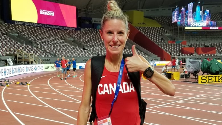 Canadian elementary teacher, 41, aims to bring world championship marathon lessons back to the classroom