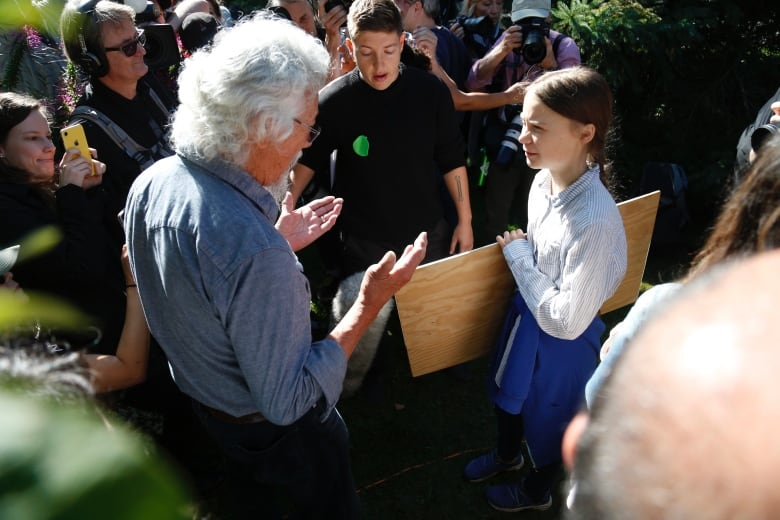 Greta Thunberg celebrates fight for 'common cause' ahead of Montreal climate march