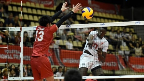 men volleyball nagano
