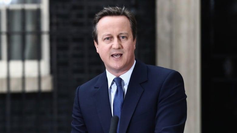 David Cameron regrets losing Brexit vote, but says referendum was always inevitable