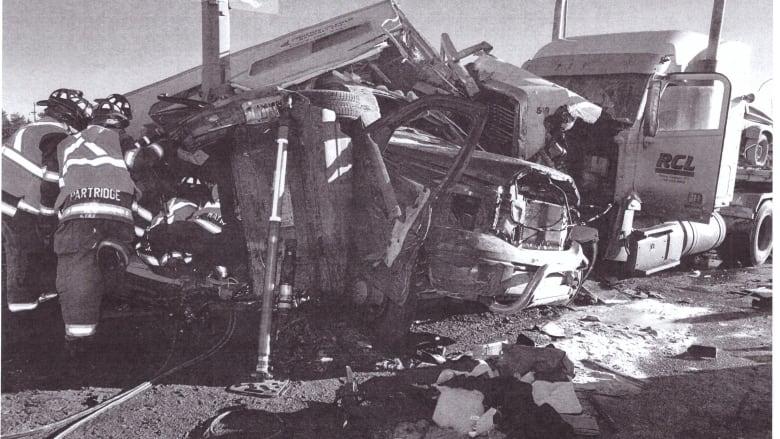 Grande Prairie truck driver sentenced to 2 years for fatal crash