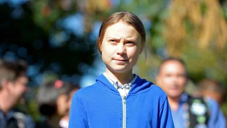 Climate activist Greta Thunberg says she is coming to Alberta