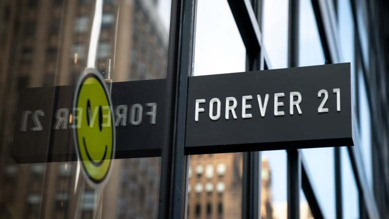 Forever 21 files for bankruptcy in U.S., to cease operations in Canada