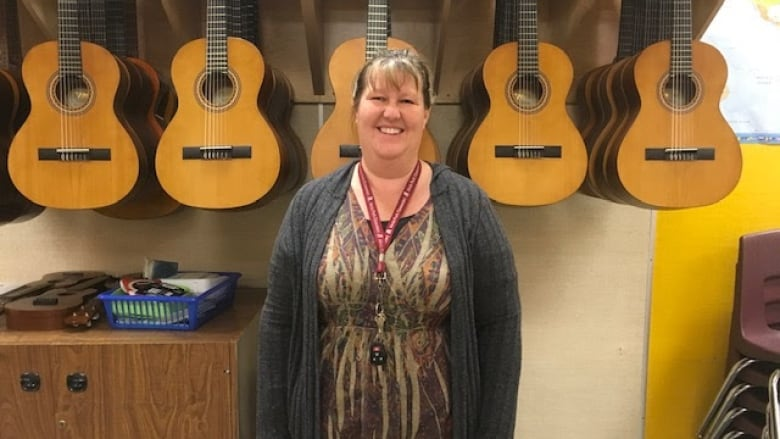 'Instruments are meant to last': Vernon school collecting used instruments to start a band