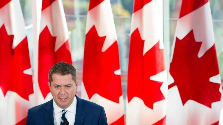 Andrew Scheer's claim about foreign aid deemed false
