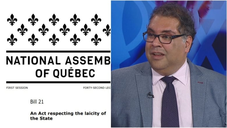 'It's terrifying': Nenshi calls for national groundswell against Quebec secularism bill