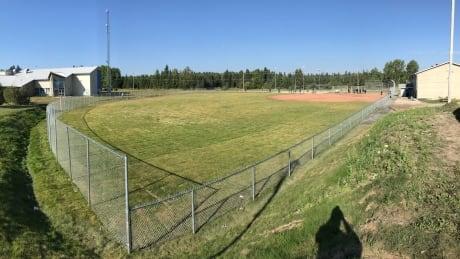Pelican Falls High School ball field