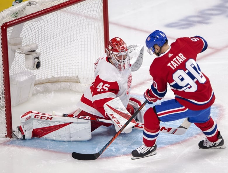 Tomas Tatar S Journey From The Other Man In The Pacioretty Trade To Fan Favourite Cbc News
