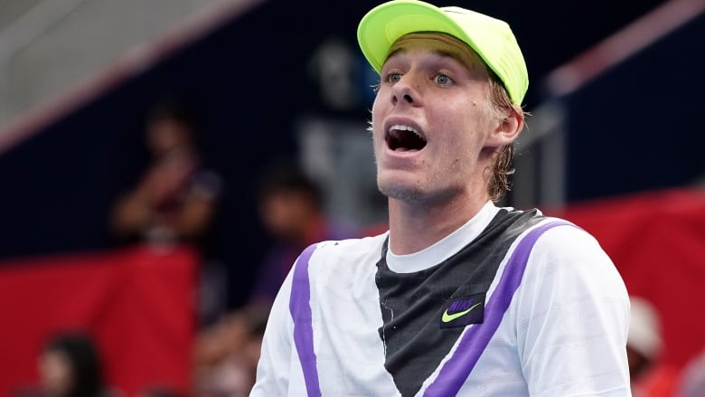 Denis Shapovalov bounced out of Japan Open by David Goffin