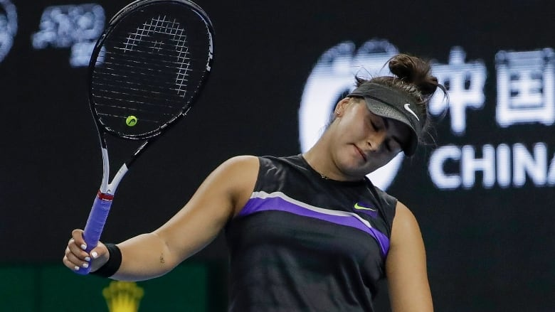 Barty through to Beijing semis, Osaka ends Andreescu's win streak