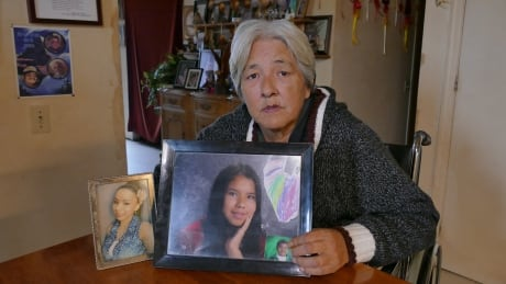 Thelma Favel, caretaker and great-aunt of Tina Fontaine