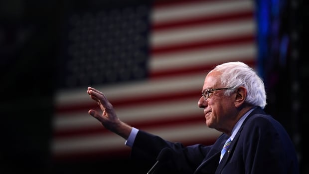 Bernie Sanders returns to campaign with post-heart attack rally