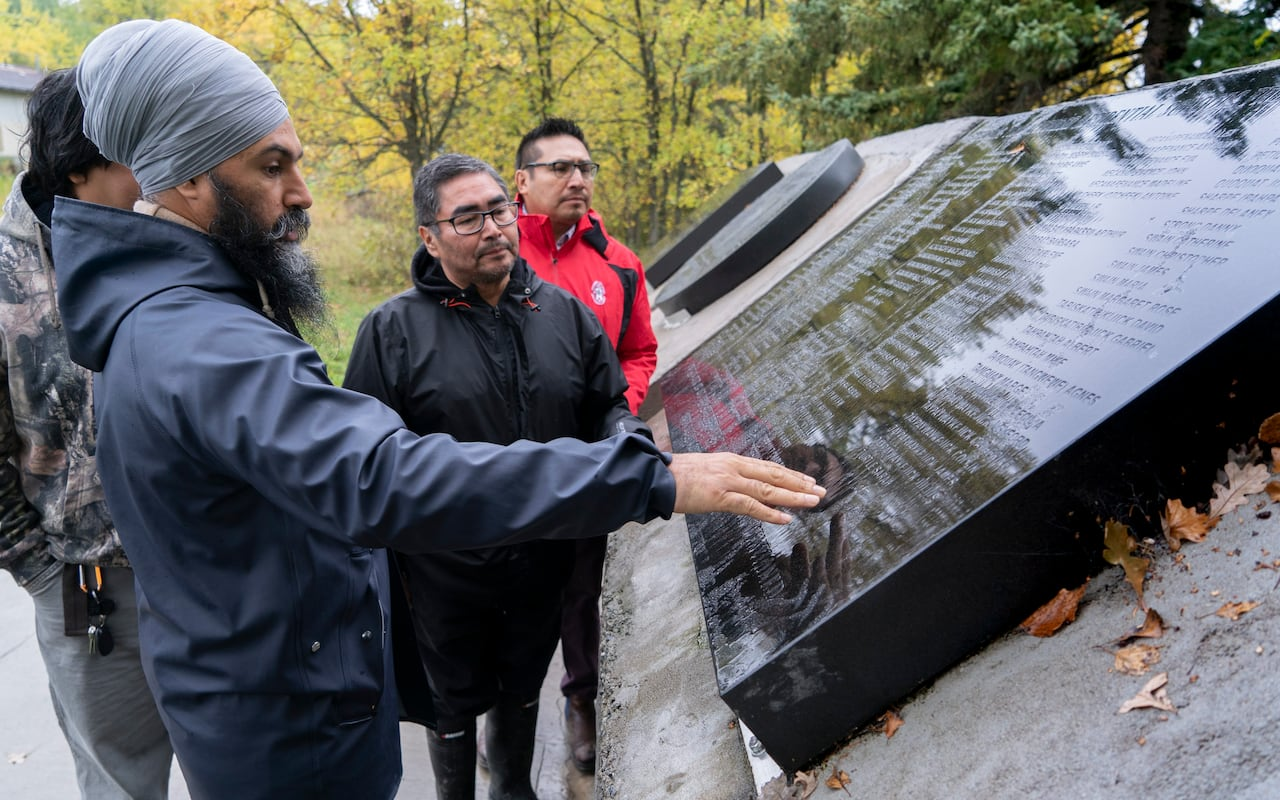 Is Canada racist? Jagmeet Singh says 'no question' - then pulls his punches